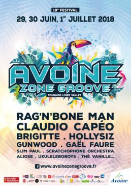 avoine zone groove festival concert